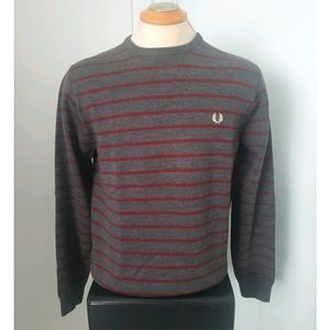 Fred Perry Merino Wool Pullover Sweater
